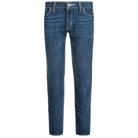 Levi's Levi's 711 Skinny Thick Stitch Jeans (For Little and Big Girls)
