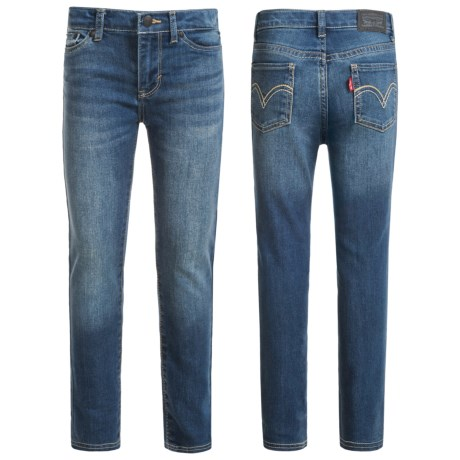 Levi's Levi's 710 High-Performance Jeans - Super-Skinny Leg (For Little Girls)
