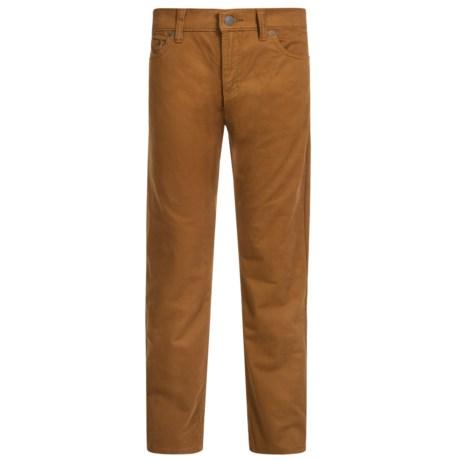 Levi's Levi's 511 Sueded Slim Pants (For Big Boys)