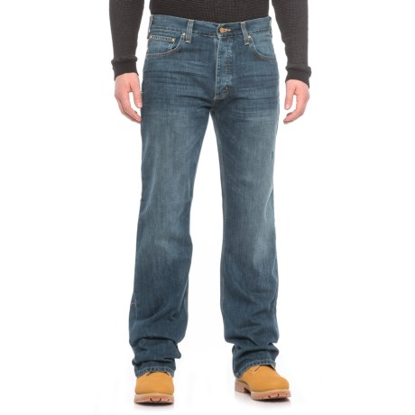 Carhartt Relaxed Fit Button-Fly Jeans - Bootcut, Factory Seconds (For Men)