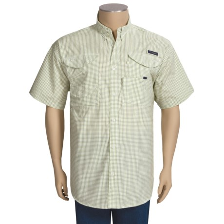 Columbia Sportswear PFG Super Bonehead Classic Shirt - UPF 30, Short Sleeve (For Big and Tall Men)