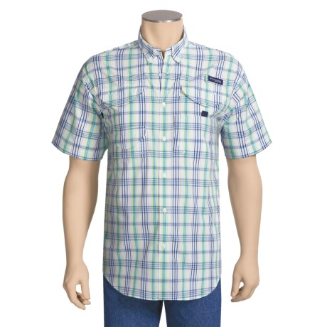 Columbia Sportswear PFG Super Bonehead Classic Shirt - UPF 30, Short Sleeve (For Men)