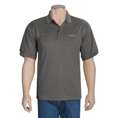 Columbia Sportswear PFG Perfect Cast Polo Shirt - Short Sleeve (For Big and Tall Men)