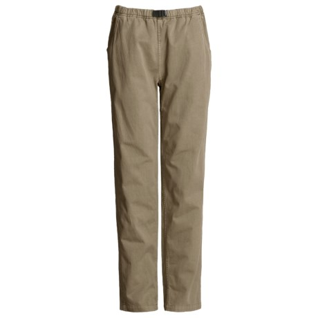 Gramicci Vintage G Dourada Pants - Cotton (For Women)