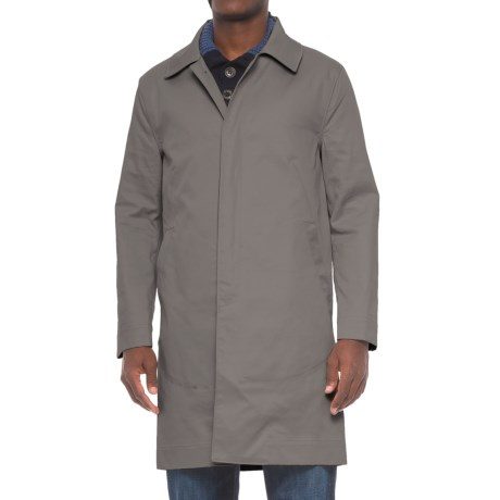 Exley Rain Coat - Waterproof (For Men)