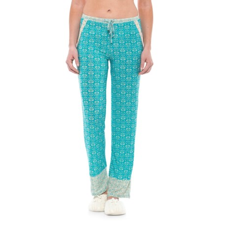 Catherine Catherine Malandrino Catherine Malandrino Printed Pajama Pants (For Women)