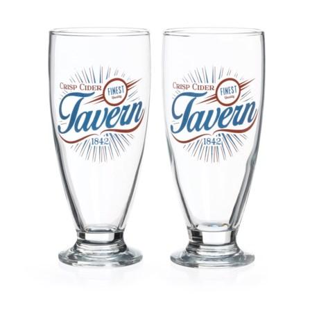 Typhoon Craft Cider Glasses - 16 fl.oz., Set of 2