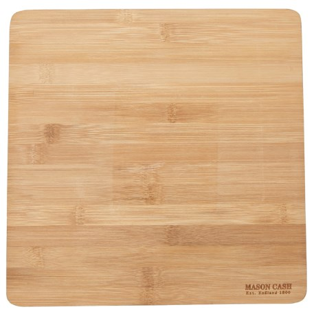 Rayware Group Cash Essentials Butcher Block - 10.5x10.5""