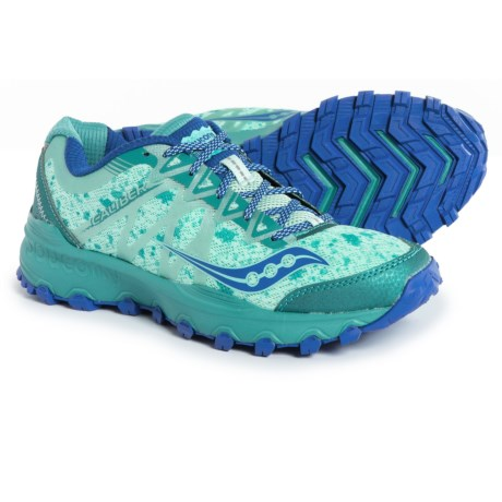 Saucony Grid Caliber TR Trail Running Shoes (For Women)