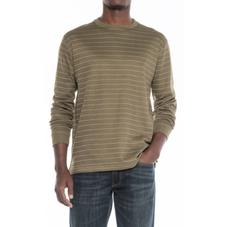 Cactus Jersey Crew Neck Shirt - Long Sleeve (For Men)