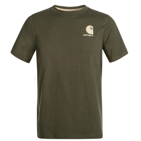 Carhartt Made for the Outdoors T-Shirt - Short Sleeve (For Big Boys)