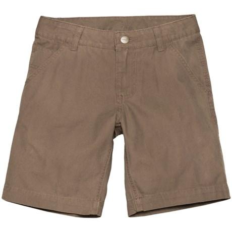 Carhartt Dungaree Shorts (For Big Boys)