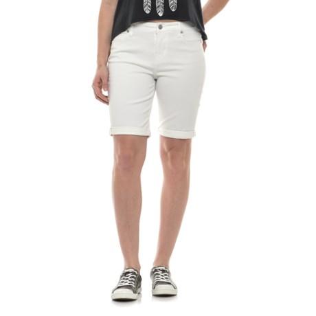 Liverpool Jeans Company Jeans Company Boyfriend Bermuda Shorts (For Women)