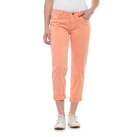 Liverpool Jeans Company Jeans Company Relaxed Crop Jeans (For Women)