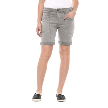 Liverpool Jeans Company Cargo Shorts (For Women)