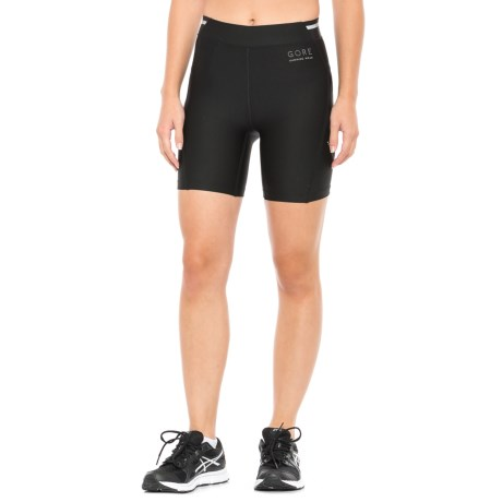Gore Running Wear Air 2.0 Lady Tight Running Shorts (For Women)