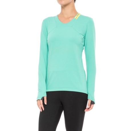 Gore Bike Wear Gore Running Wear Air Lady Shirt - Long Sleeve (For Women)