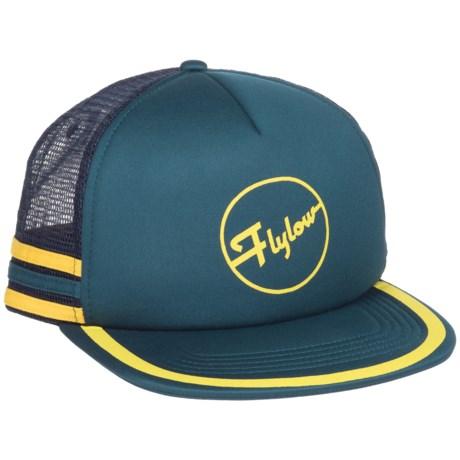 Flylow Cheetah Trucker Hat (For Women)
