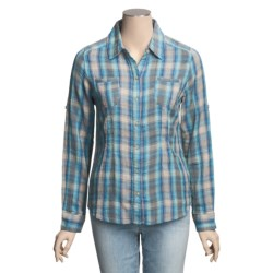 Gramicci Rockcreek Shirt - Roll-Up Long Sleeve (For Women)