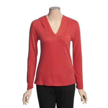Gramicci Briar Nisis Hoodie Shirt - Long Sleeve (For Women)