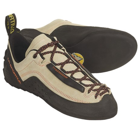 La Sportiva Tradmaster Climbing Shoes - Leather (For Men and Women)