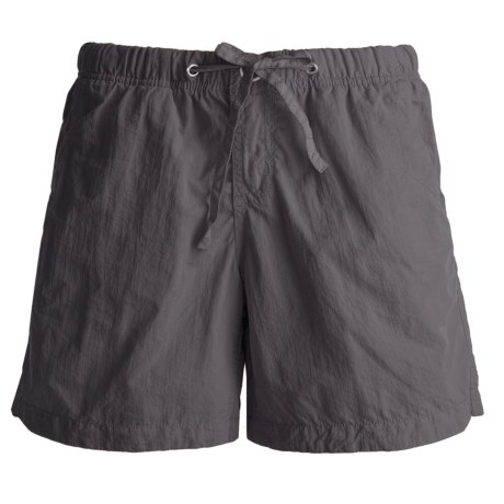 Gramicci Free Stride Shorts - UPF 30, Quick Dry (For Women)