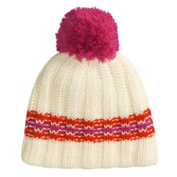 SmartWool Roundabout Hat - Merino Wool (For Kids)
