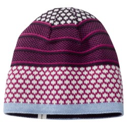 SmartWool Popcorn Cable Beanie Hat - Merino Wool (For Men and Women)