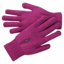 SmartWool Liner Gloves - Merino Wool (For Men and Women)