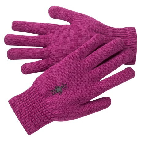 SmartWool Liner Gloves - Merino Wool (For Men and Women)