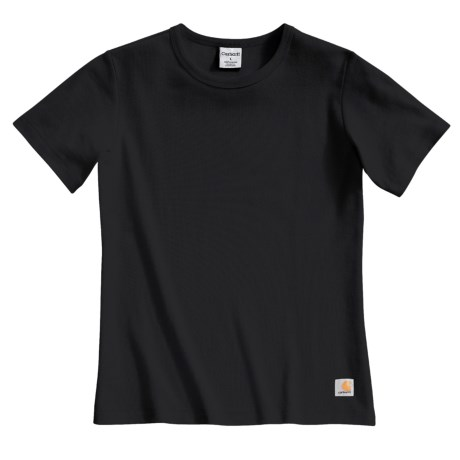 Carhartt Crew Neck T-Shirt - Short Sleeve (For Women)