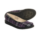 Dr. Martens Ellen Plaid Shoes - Slip-Ons (For Women)