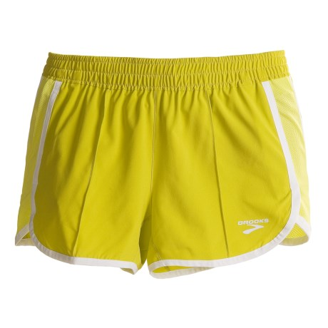 Brooks Epiphany Stretch II Running Shorts (For Women)