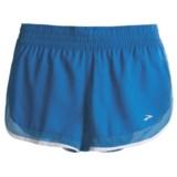 Brooks HVAC Synergy Running Shorts (For Women)