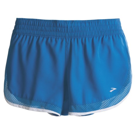 Brooks HVAC Synergy Running Shorts (For Women)
