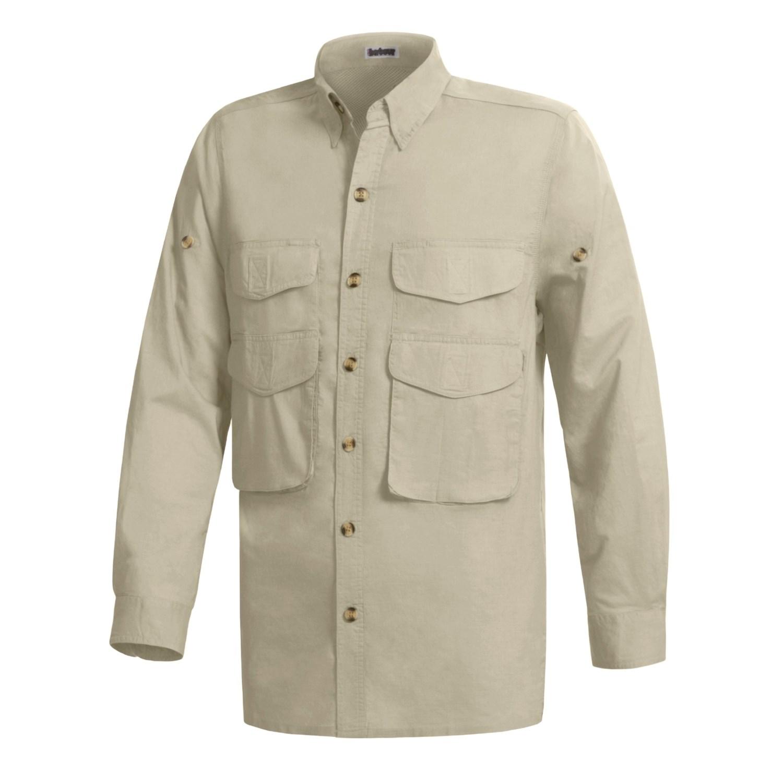 Sea Harbour Spf 40 Tech Vent Fishing Shirt For Men 30570