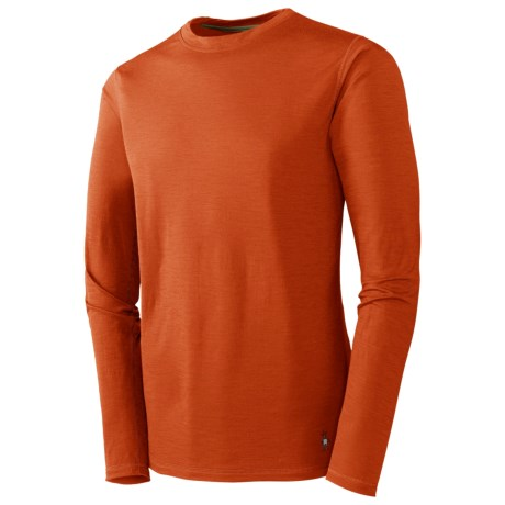 SmartWool Microweight Top - Merino Wool, Base Layer, Long Sleeve (For Men)