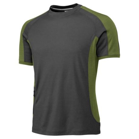 SmartWool Betasso Cycling Jersey - Merino Wool, Short Sleeve (For Men)