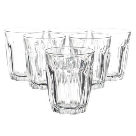 Duralex Provence Tumbler Glasses - Set of 6