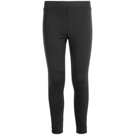 French Toast Seamed Ponte Leggings (For Big Girls)