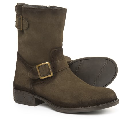 Eric Michael Sanibel Boots - Suede (For Women)