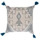 "Loloi Woven Pattern Decor Pillow - 18x18"""