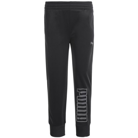 Puma Tricot Joggers (For Little Boys)
