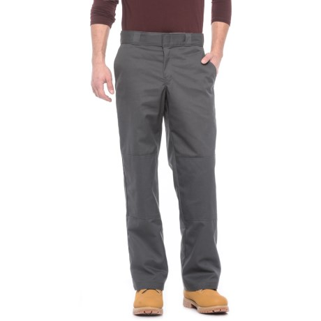 Dickies Double-Knee Pants - Relaxed Fit (For Men)