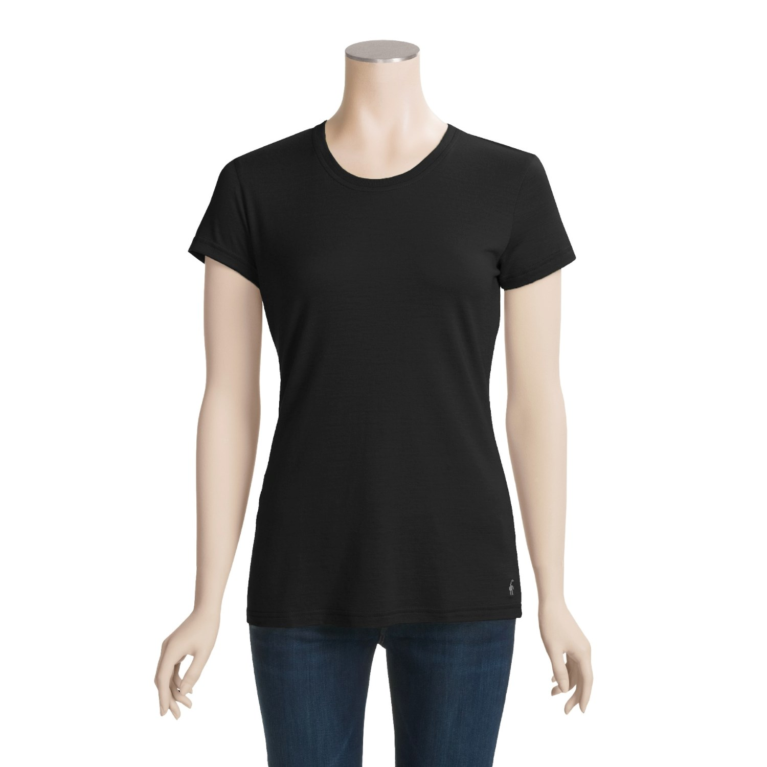 Smartwool sw t shirt for women 3060a for Merino wool shirt womens