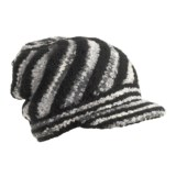 Chaos Cable Beanie Hat (For Girls)