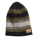 Chaos Tall Slouch Beanie Hat (For Men and Women)
