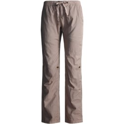 Gramicci Quick Dry Galene Stride Pants - Roll Up (For Women)