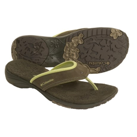 Columbia Sportswear Kambi Sandals - Thongs (For Women)