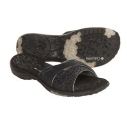 Columbia Sportswear Gretta II Slides - Leather (For Women)